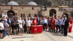 Büyükelçiler Çorum Belediyesi Mehter Takımına Hayran Kaldı