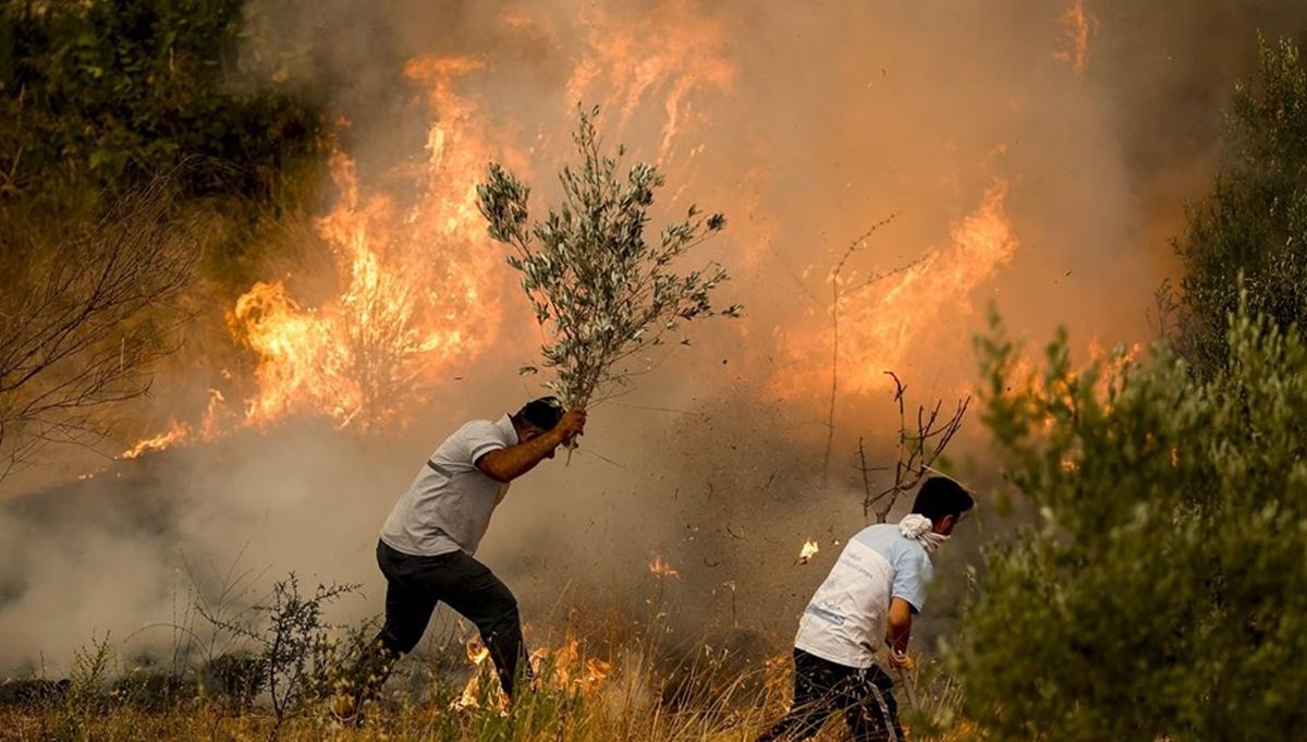 Çorum'da ki Orman Yangını Kontrol Altına Alındı