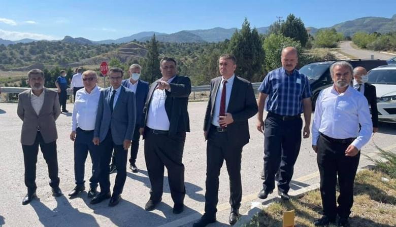 Osmancık'taki 'Ölüm Kavşağı'nda Çalışma Başlatılacak