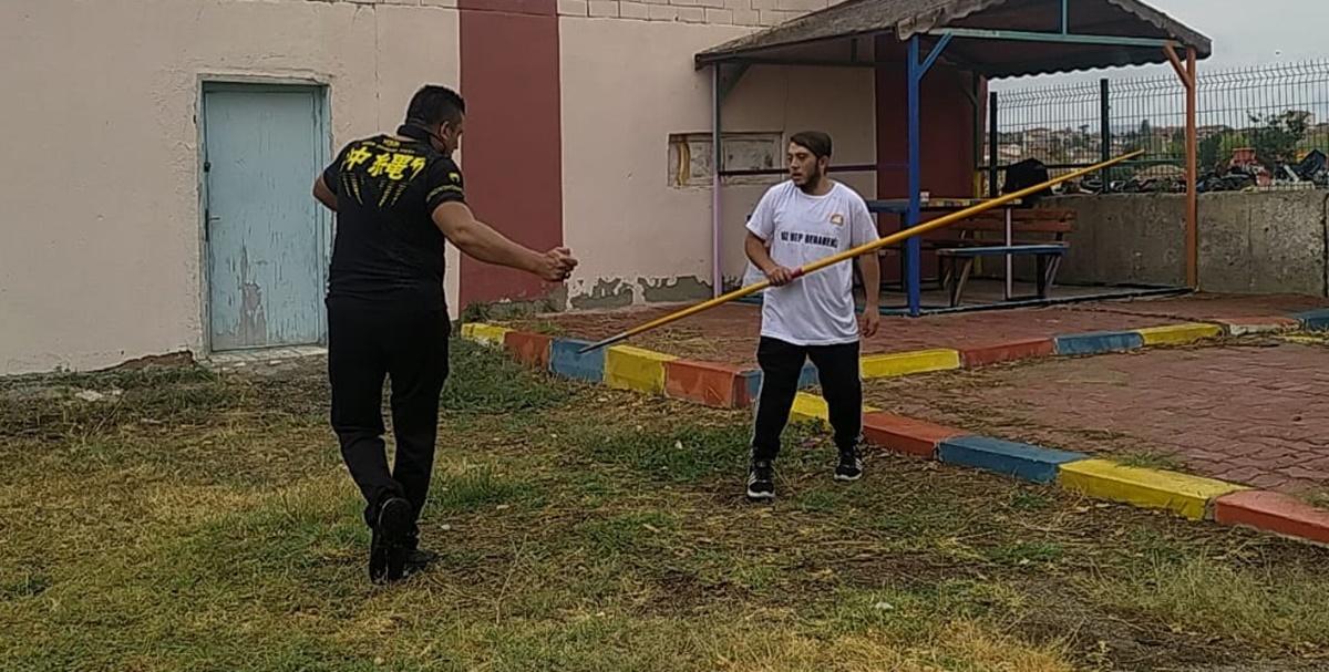 İki Özel Öğrenci Milli Takım Kampına Aday
