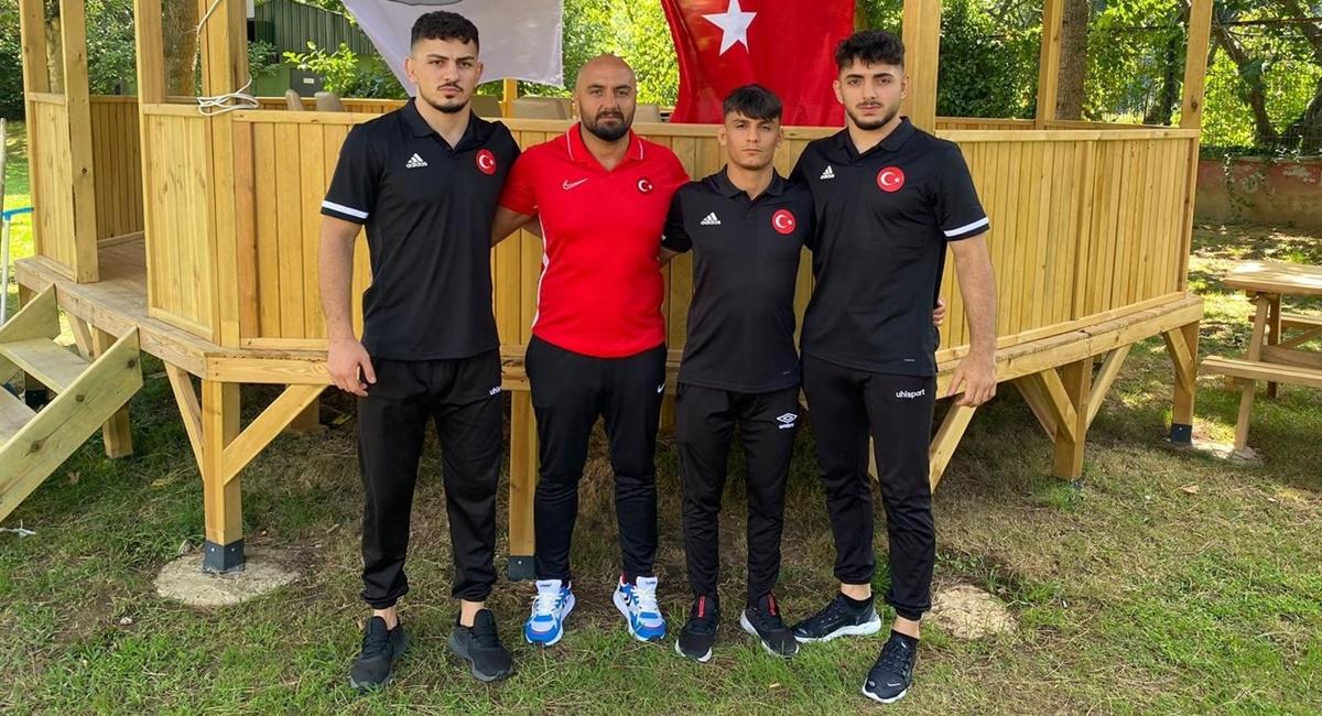 Dünya Şampiyonasında Türkiye'yi Temsil Edecekler