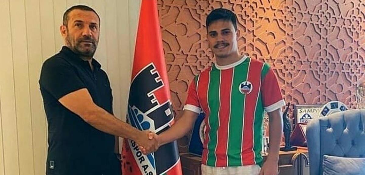 Diyarbekirspor'a Süper Lig'den Takviye