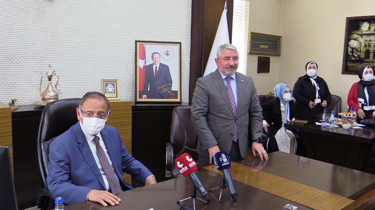 Çorum Belediyesi Özhaseki'den Tam Not Aldı