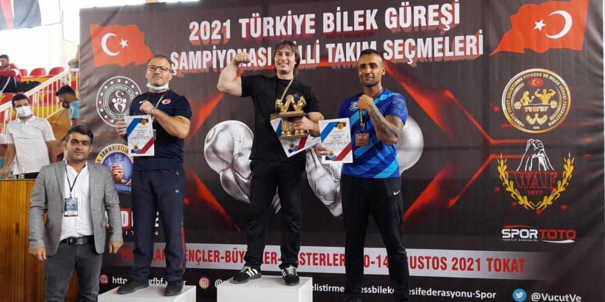 Çorumlu Sporcu Türkiye Şampiyonu Oldu