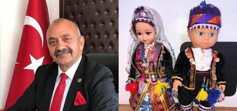 Başkan İsbir, Kültürel Değerlerini Canlı Tutuyor