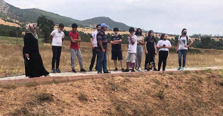 Gençlik Merkezleri Öğrencileri, Ortaköy'ü Gezdi