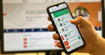 Üniversiteden Öğrenciler İçin Whatsapp Hattı