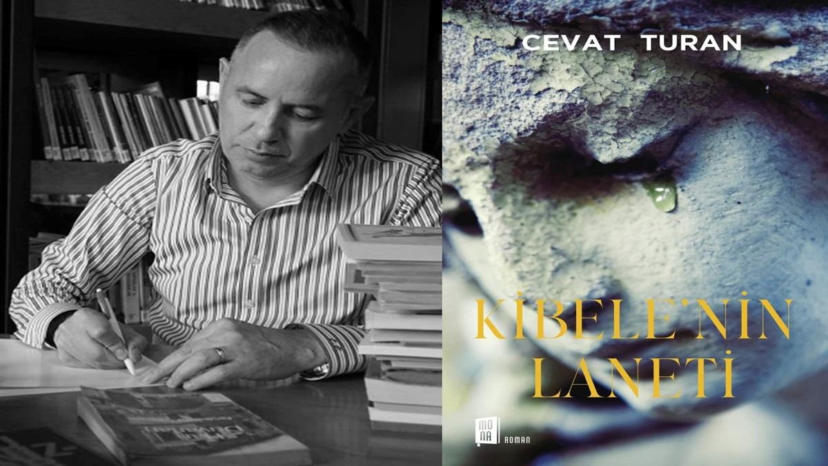 'Kibele'nin Laneti' Adlı Romanı İçin Çorum'a Geliyor