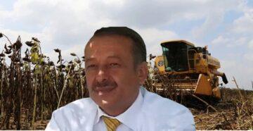 Ayçiçeği Hasadı Yapan Biçerdöverlere Sıkı Kontrol