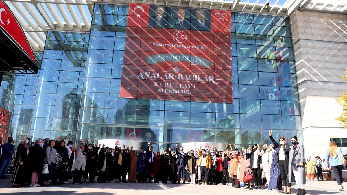 MHP Çorum Teşkilatından, Ankara'ya Kurultay Çıkarması