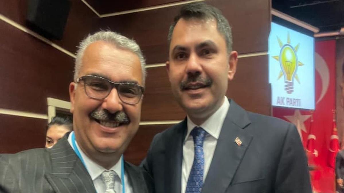 Ahlatcı'nın Ankara Genel Merkez Mesaisi