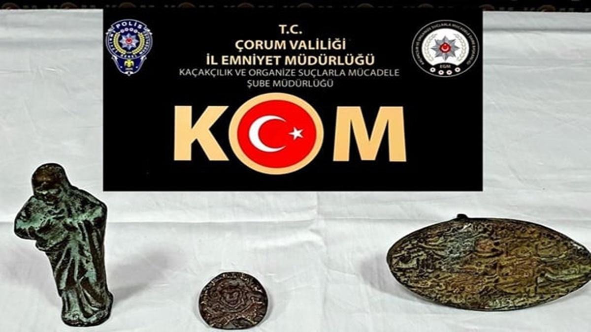 Osmanlı Mührü Ele Geçirildi