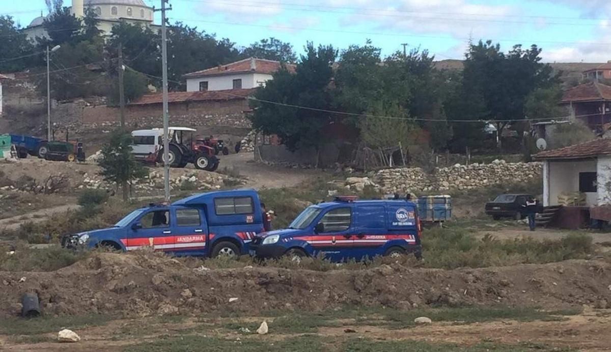 Sungurlu'da Silahlı Kavga: 2 Yaralı