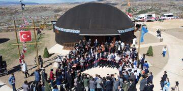 Gençlik Obası Görkemli Bir Törenle Hizmete Açıldı