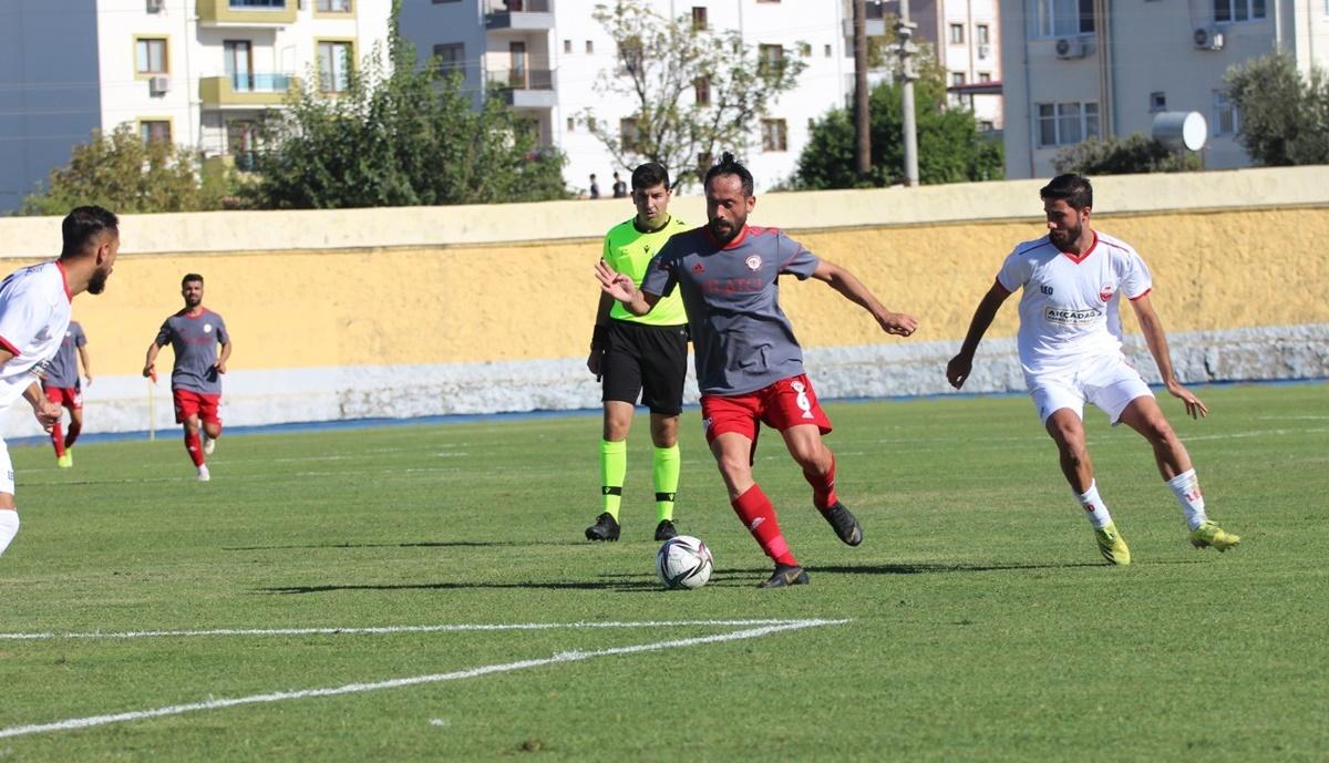 Kahramanmaraşspor: 0 – Çorum FK: 2
